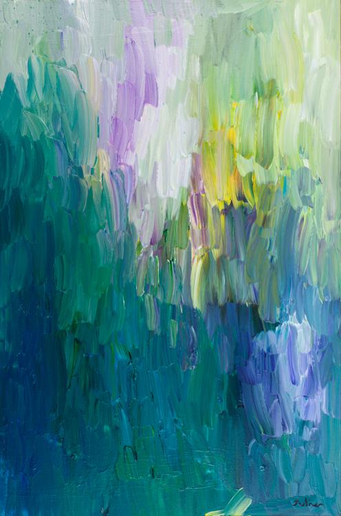 Wild Mountain Thyme (24 x 36)